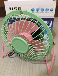 🚚 USB小風扇 SANHUAI A18 USB MINI FAN