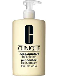 CLINIQUE Deep Comfort Body Moisturiser with Pump 400ml