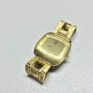 Omega De Ville automatic gold