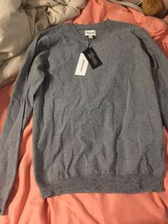 Father's Day gift! Frank and Oak light sweater size small