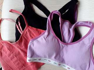 Sale Sports bra bundle - Small