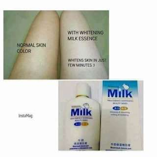 MILK ESSENCE WHITENING - CREAM LOTION