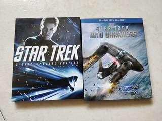 Star Trek 1- 2