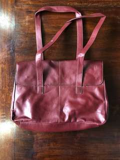Red Esprit Bag