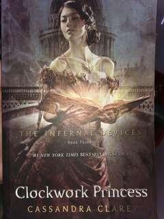 Infernal Devices - Clockwork Princess
