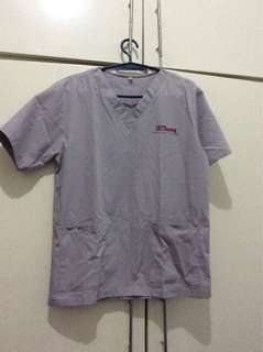 Used UST nursing scrub suit from aling ising
