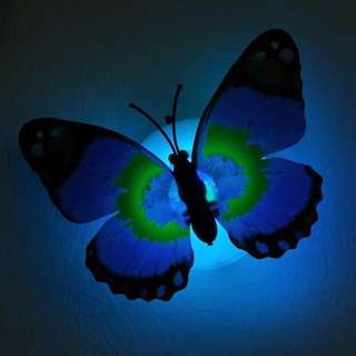 Colorful Butterfly Led Lights