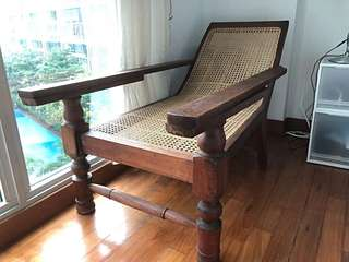 Plantation Deck Chair