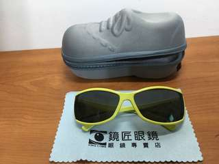 🚚 九成新 兒童太陽眼鏡🕶️(附眼鏡盒)