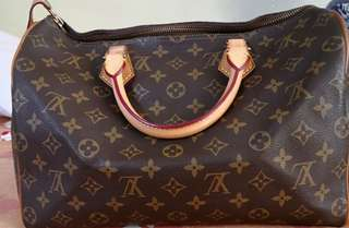 Louie Vuitton Speedy 35-Monogram