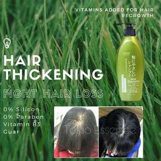 Hair growth Vitamin