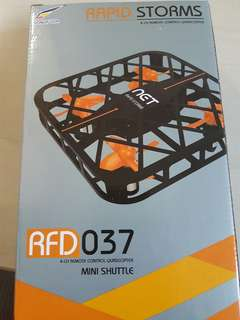 [Brand New] RFD037 Quadcopter Drone