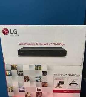 Brand New Blu Ray DVD Player