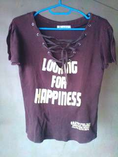 Looking for happiness T-shirt