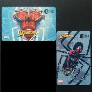 Ezlink Card - Marvel's Spiderman
