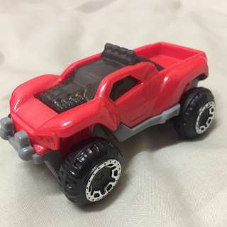 McDonald's Toy Collections - HotWheel Dawgzilla