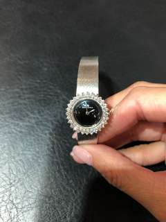 18K Diamond Watch