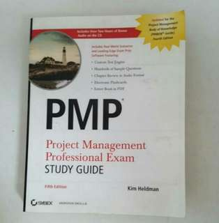 Project Management Professional Exam Study Guide Fifth Edition