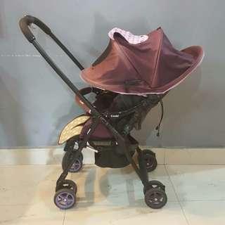 Combi Japan baby stroller seat