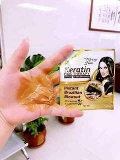Merry Sun Choco Golden Mask Keratin 20g