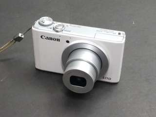 canon powershot s110 dsl like features wifi