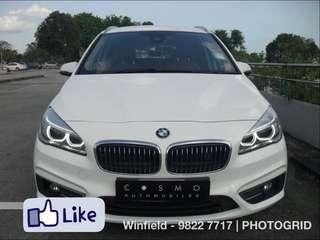 BMW 216d Gran Tourer Diesel Auto