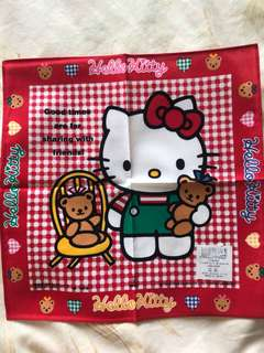 Hello Kitty手帕