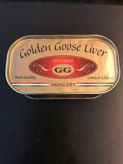 Golden goose liver 鵝肚醬100g