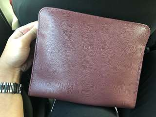 LONGCHAMP FOULONNE CLUTCH