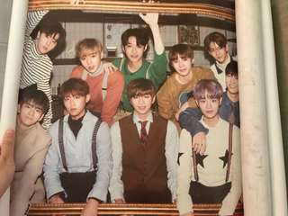 Poster Wanna One