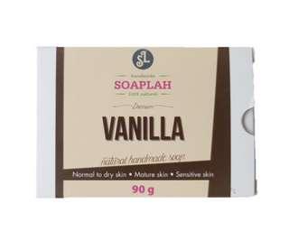 Cold Processed Soap Bar - Vanilla
