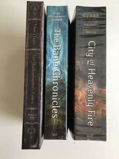 The Mortal Instrument series