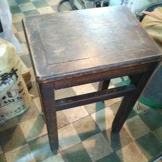 原木椅60s 30*15*30