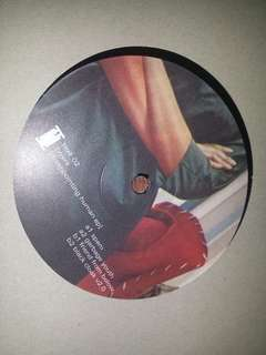 "Vinyl 12"" Record: Twerk ‎– Disappointing Human - Techno, IDM, Minimal"