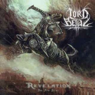 NM lord belial cd metal swe