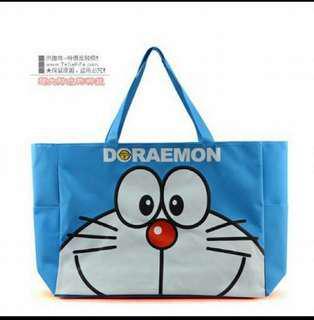 Doraemon oversized bag