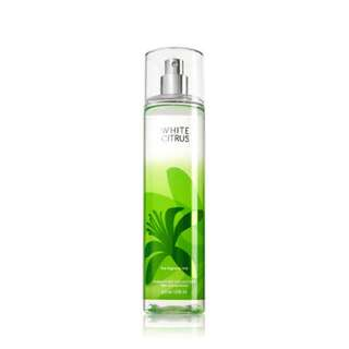 Bath and Body Works White Citrus Fine Fragrance Mist 236mL