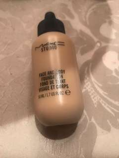 Mac face and body c4