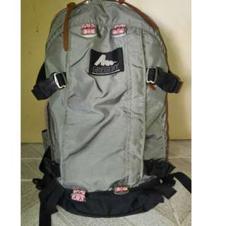 Gregory all day backpack bandana gray 背囊 背包