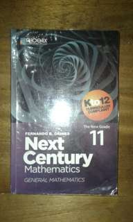 Next Century General Mathematics