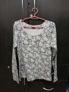 Hello Kitty Long Sleeves