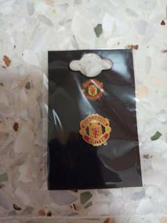 Manchester United Crest Badge