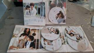 Autumn's Concerto.  6 Dvds in 2 packs