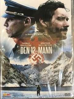 Den 12 Mann - DVD