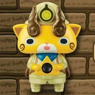 McDonald's Toy Collections - Yokai Watch Series (Komajiro Projector)