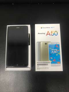🚚 Taiwan mobile A50