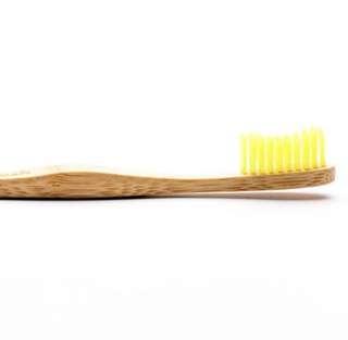 Bamboo Toothbrush Adult - Yellow