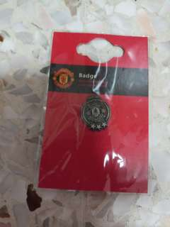 Manchester United FC Antique Pin Badge