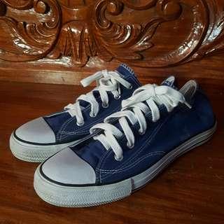 Airwalk Womens Denim Sneakers