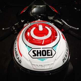 Fireball Helmet Ceramic Coating